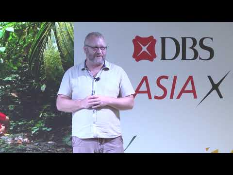 Jungle Innovation by Neal Cross, Chief Innovation Officer, DBS