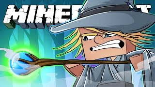 "Minecraft Wizards ""Magical Spell War!"" (Minecraft Magic) w/Vikkstar123 & Lachlan"