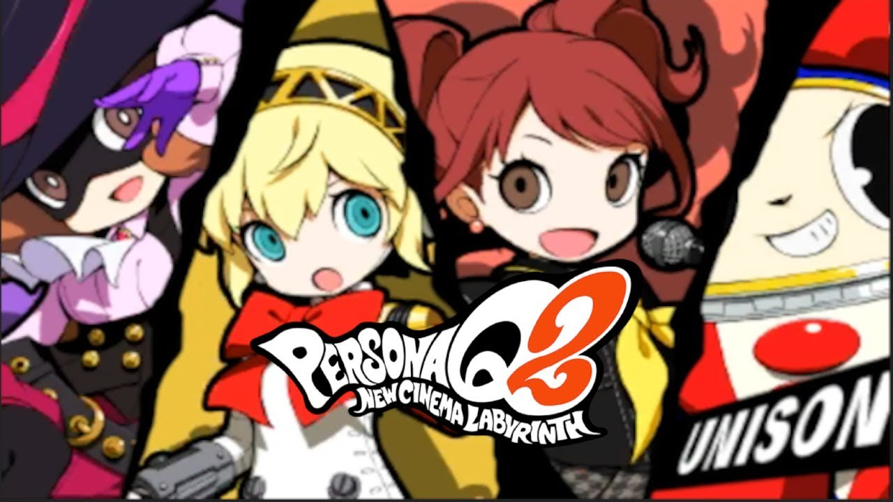 Persona Q2 New Cinema Labyrinth (New Game +) Part 30: Ticket Quests 30 to 33