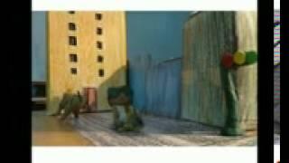 clay model funny movie (zoo-zoo)