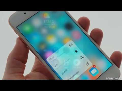 Xios 10 White theme - YouTube