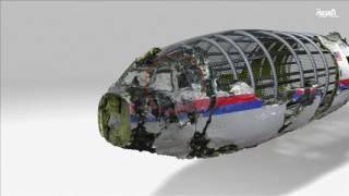 نتائج التحقيق في #حادث_طائرة_الركاب_الماليزية