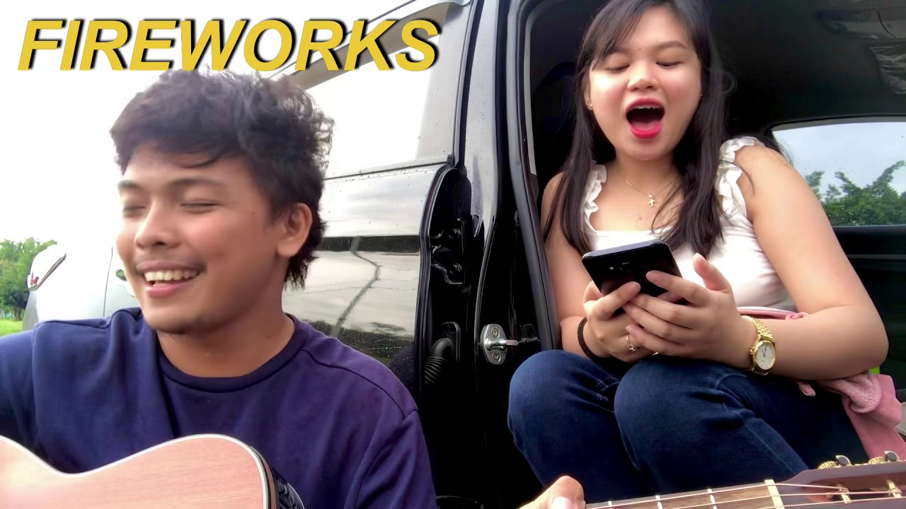 Fireworks ~ Katy Perry ACOUSTIC COVER feat. Diana