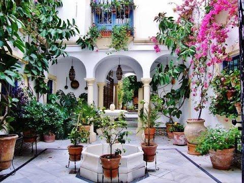 C rdoba cada mes de mayo se viste de primavera con sus - Fotos patio andaluz ...