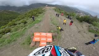 3rd Tank Trail DH Race-2014 Greek DH Cup- Κύμη