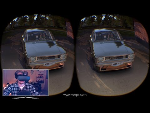 My Summer Car In Vr Virtual Reality With Oculus Rift