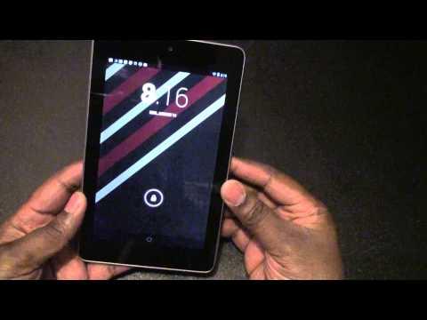 [Review] Google Nexus 7 32GB Tablet