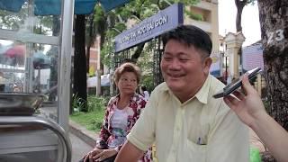 Bánh mì Kim Long | Bánh mì pate nhà làm | Đại học Sài Gòn