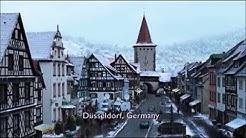 Düsseldorf / Düsselheim   So sieht Düsseldorf im US-Spielfilm aus   Das Goldene Ticket