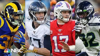 NFL Power Rankings: Players that need to ball out to make the playoffs | NBC Sports