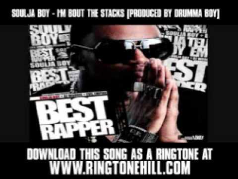 Soulja Boy - I'm Bout The Stacks [produced By Drumma Boy] [ New Video + Lyrics + Download ]
