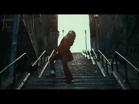 Joker Stairs Scene HD