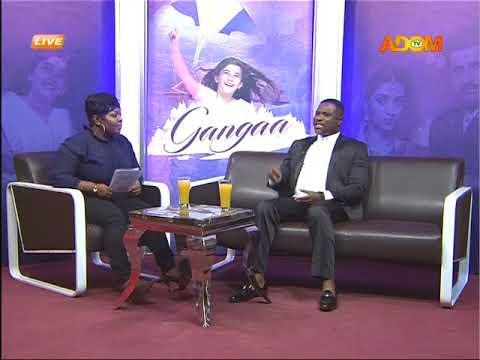 Gangaa Chat Room - Adom TV (10-4-18)