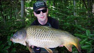 Рибалка на лісному озері Доброгостів