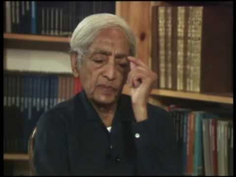J. Krishnamurti - Brockwood Park 1985 - Small Group Discussion 1 - Why don't you listen?