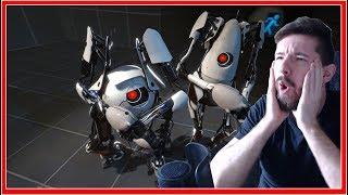 śmieszne momenty z Portal 2 | Feat. Kopara