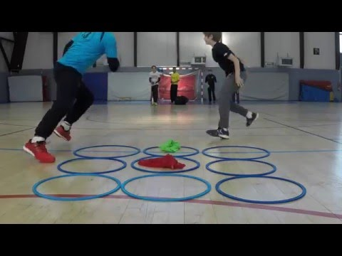 TIC TAC TOE - World's Best Warmup Game