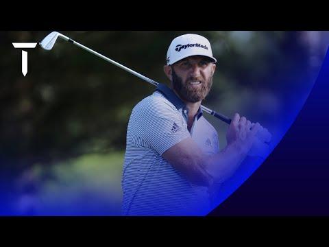 World Number 1 Dustin Johnson fats iron | Worst Golf Shots | 2021 Saudi International