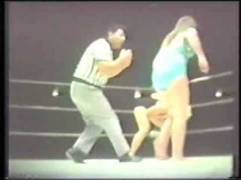 Vintage mixed pro wrestling beatdown 2 with vino - 1 part 7