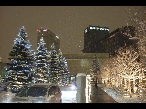 Sapporo Park Hotel in Japan  札幌パークホテル