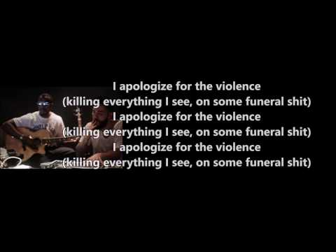 Violence - B.o.B feat. Jon Bellion (Lyrics)