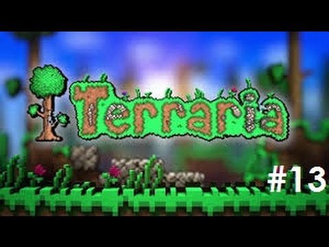 Let's Play – Terraria 1.3 - Episode 13 (Cthulhu)