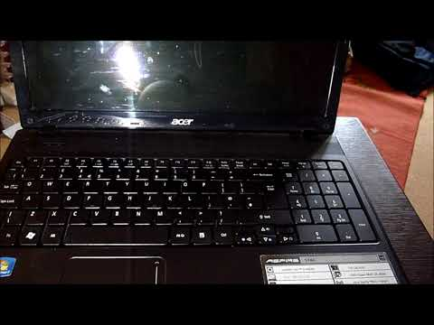 Blinking power & Orange LED charger Fix Acer Aspire 5742