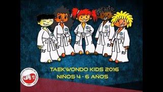 Taekwondo KIDS 2016 - Lima, Peru