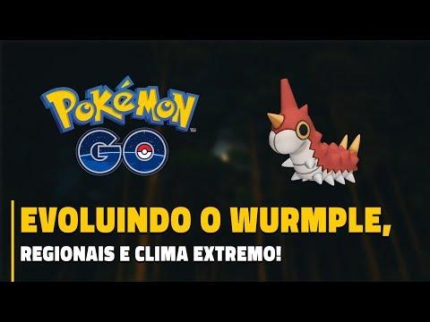 EVOLUINDO O WURMPLE, NOVOS REGIONAIS E MAIS NOVIDADES DA TERCEIRA GERAÇÃO! | Pokémon GO