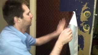 видео Декорирование старых дверей