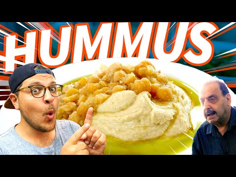 I Found The World's Smoothest Hummus. Here's How You Make It