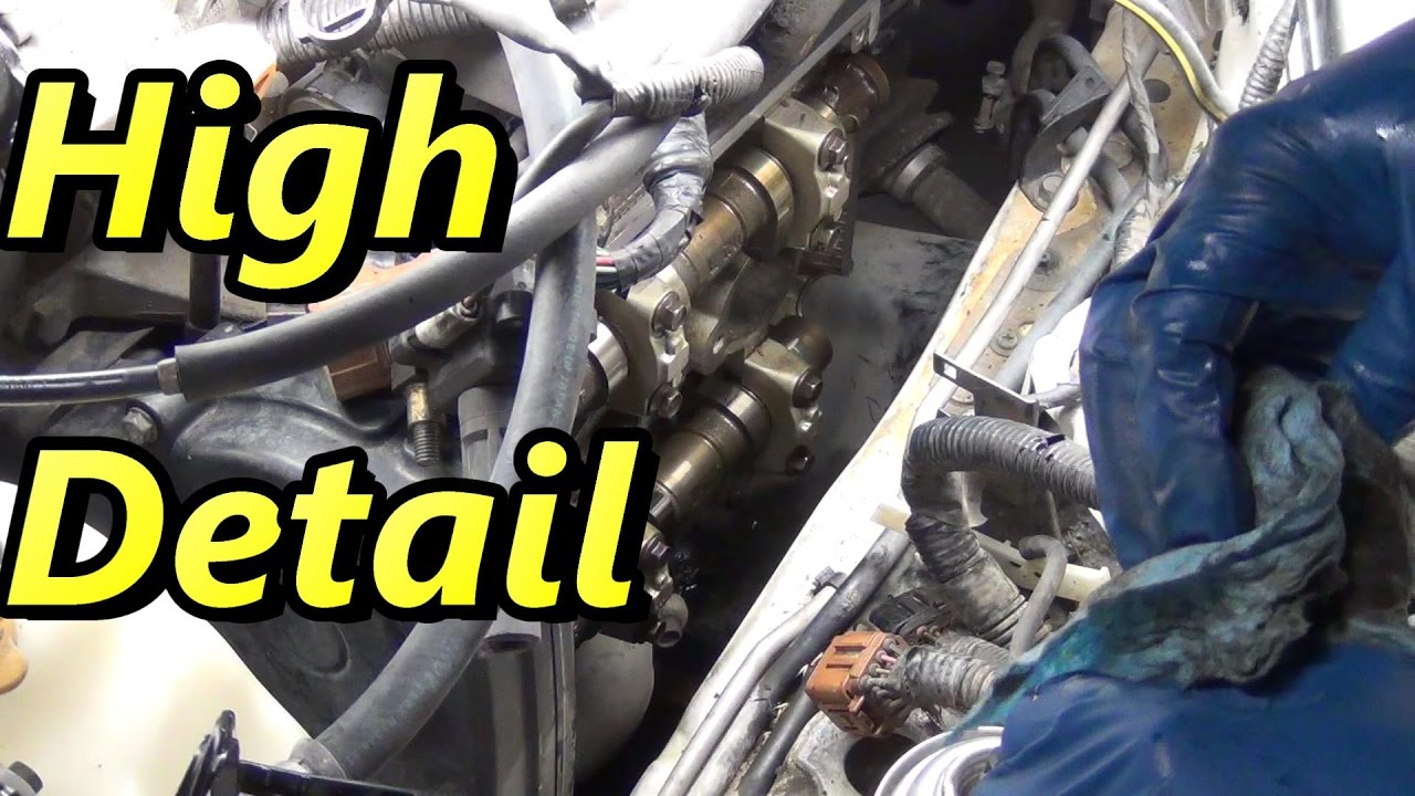 how to subaru valve cover gasket replacement part 1 [ 1280 x 720 Pixel ]