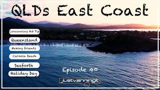 QLDs East Coast-Caravanning|Travel Australia|Queensland|Australia-Just Vanning It-Episode 40