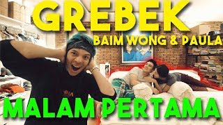 Download Video GREBEK MALAM PERTAMA!! BAIM WONG & PAULA.. #AttaGrebekRumah MP3 3GP MP4