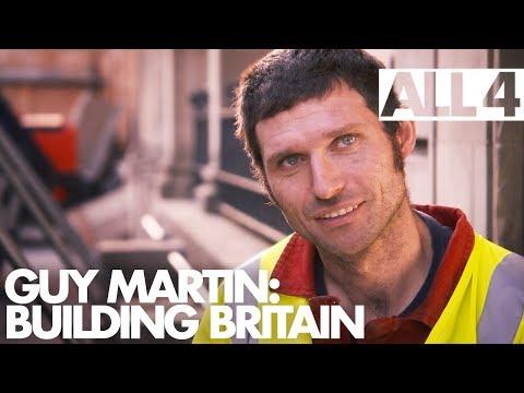 Guy Martin Helps Rebuild Turkish Baths | Guy Martin: Building Britain