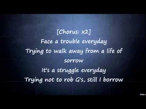 Akon   Struggle Everyday Lyrics