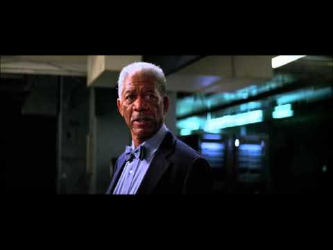 The Dark Knight - High Frequency Generator Scene
