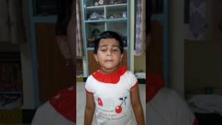 Dandaalayya|| Sai Veda Vagdevi || My sister's casual video song