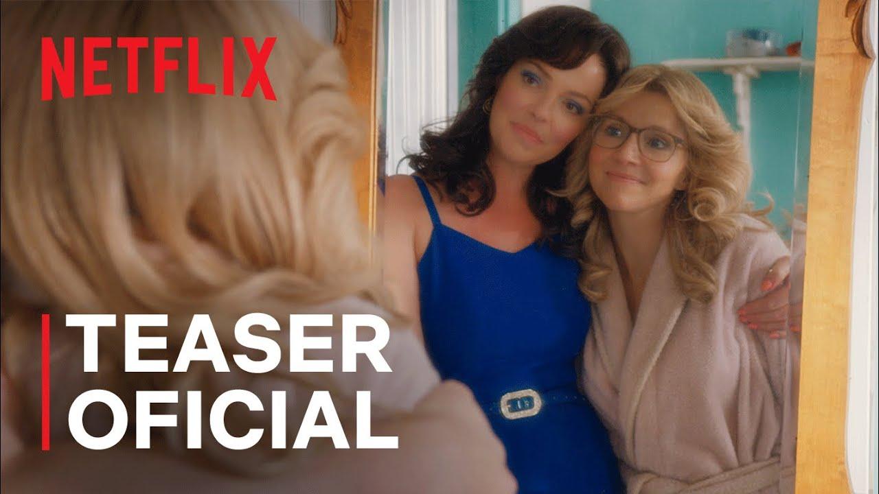 Amigas para Sempre   Trailer oficial   Netflix