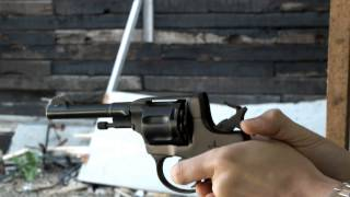 Russian Nagant M1895 revolver