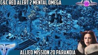 Mental Omega 3.3.2 for C&C Red Alert 2 Yuri's Revenge, Allied Missi...