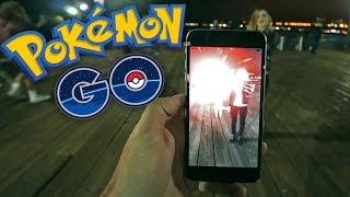 POKEMON DATE CON LANA! Pokemon GO - [LuzuGames]