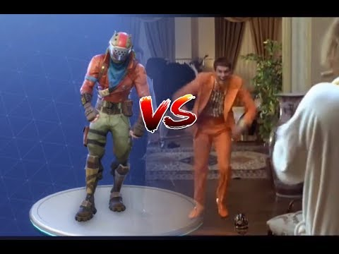 Fortnite HOOTENANNY Dance in real life emote