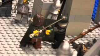 Lego Lord of the Rings osgiliath battle