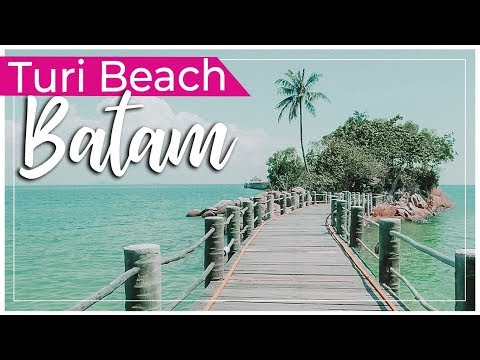 Batam | Turi Beach Resort (beachfront on a budget)