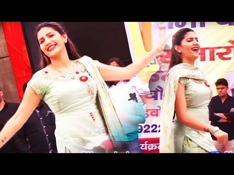 Sapna का एक बार फिर Chaska Red Farari Ka राजस्थान में धुंआ कर दिया   Haryanvi Dance 2018   Trimurti