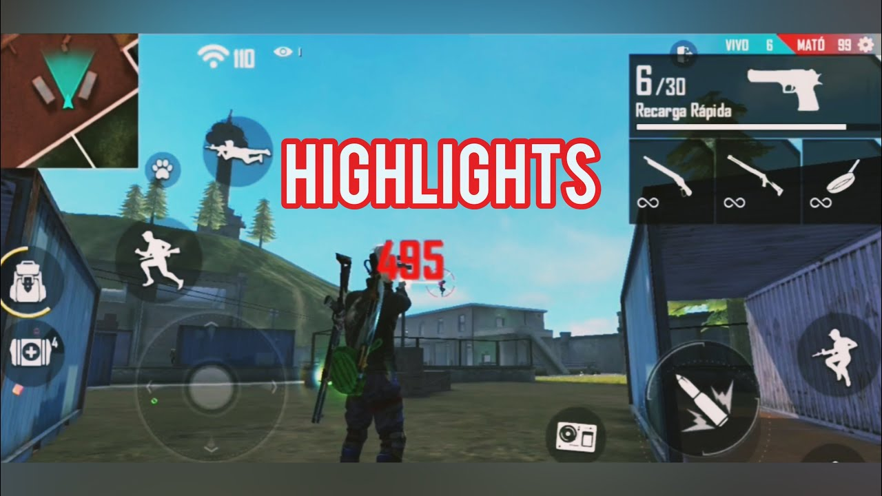 Highlights con Desert Eagle *FREE_FIRE*