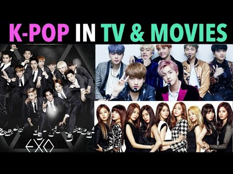 KPOP SONGS IN MOVIES AND TV