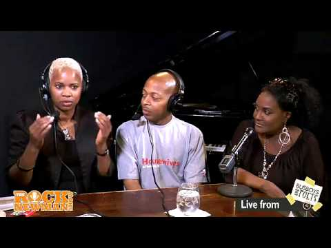 Real Housewives of Benning Road on The Rock Newman Show