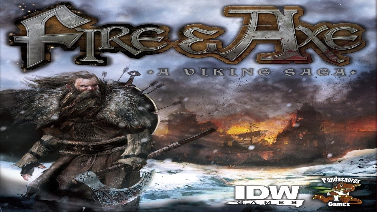 The Crew Plays Fire And Axe A Viking Saga